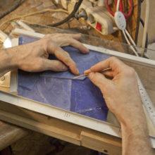 Фото- Царскосельская янтарная мастерская