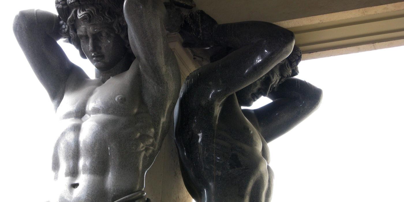 скульптуры из гранита