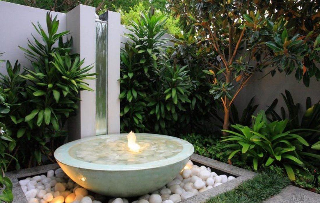 фонтан для дома