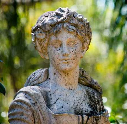 cleaning-garden-sculptures-what-to-clean-garden-statues-with
